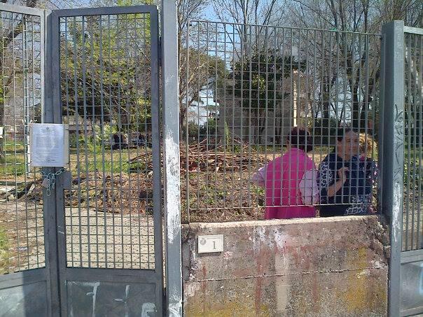 """Pomigliano. Tensione al Parco """"Green"""", gli abitanti della 219 hanno deciso di occupare"""