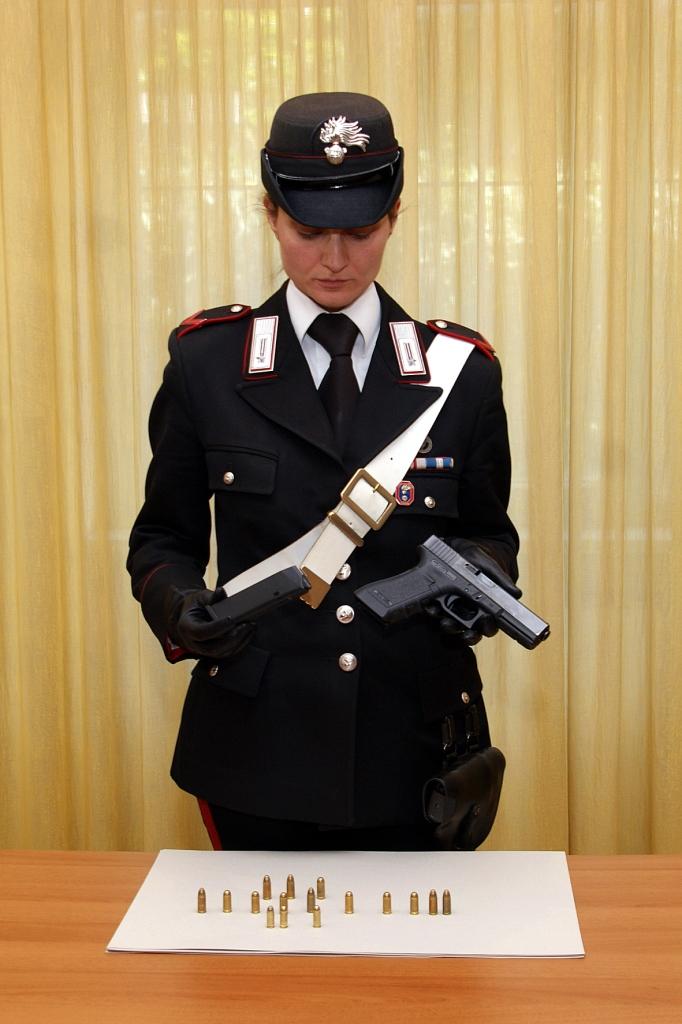 armi munizioni