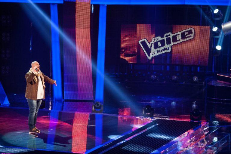 """Altri tre cantanti campani superano le audizioni di """"The voice"""""""
