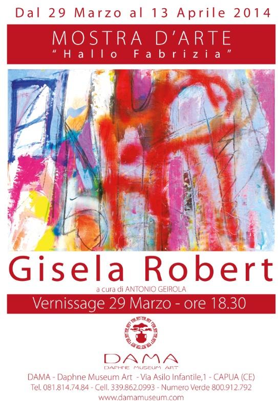 Hallo Fabrizia - Gisela Robert