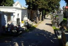 """Saviano: al cimitero parcheggiatori abusivi sotto gli occhi poco """"vigili"""" della polizia locale."""