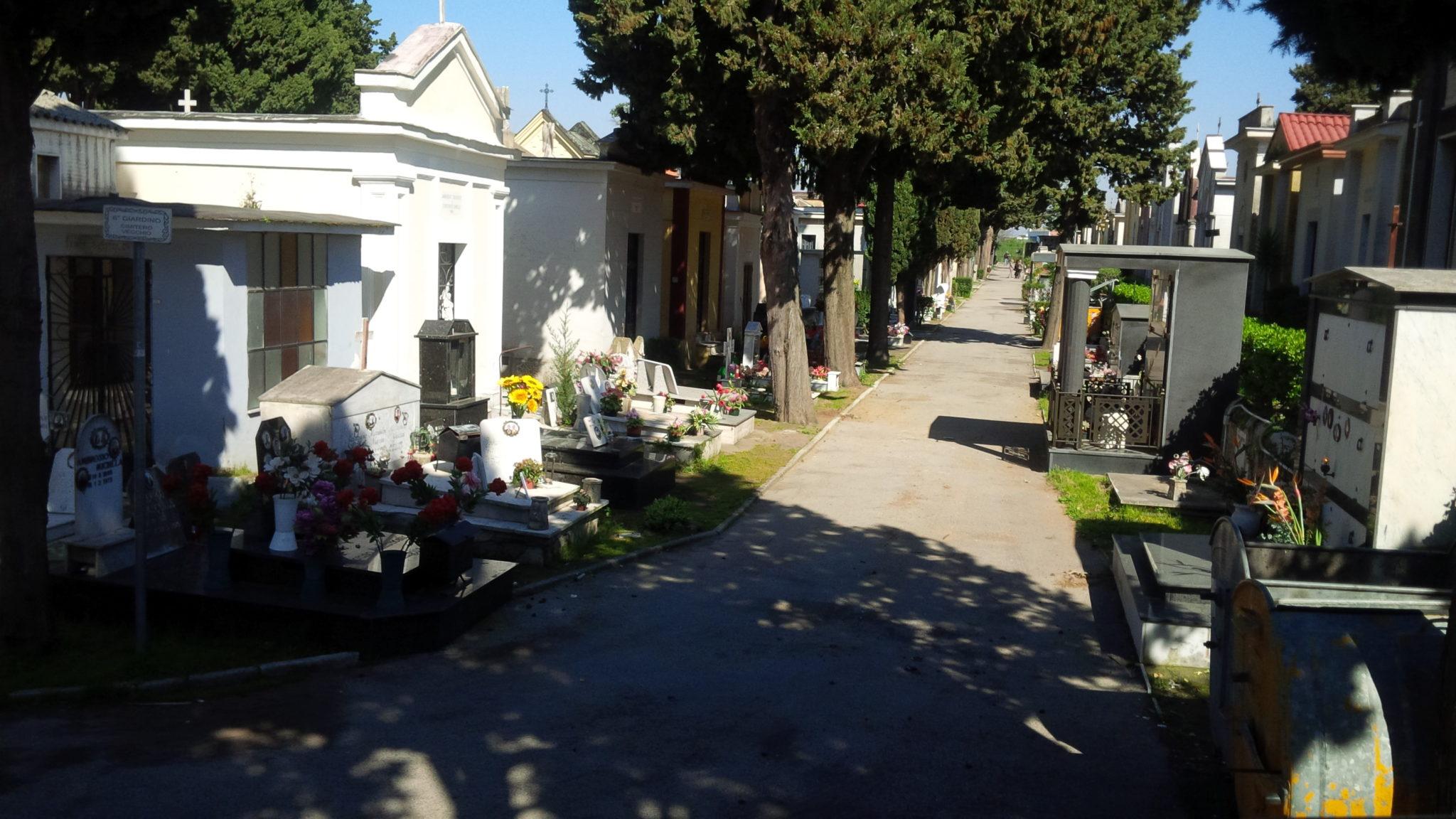 cimitero ottaviano