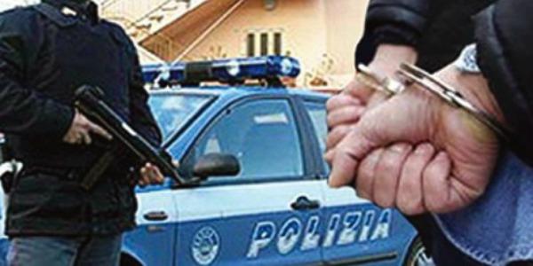 arrestati polizia