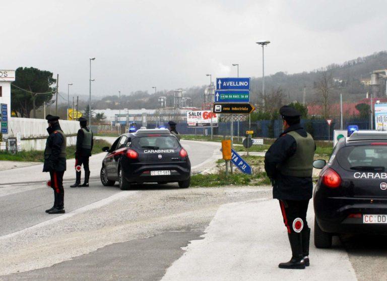 Controllo del territorio, due arresti, decine di denunce e contravvenzioni da parte dei carabinieri