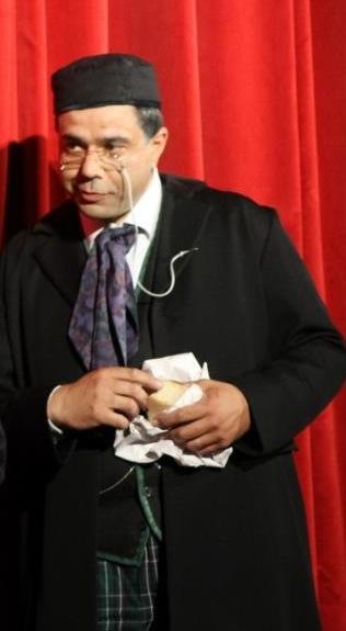 "Sant'Anastasia. Antonio Merone presenta la spassosa commedia ""Il Fuorilegge"""