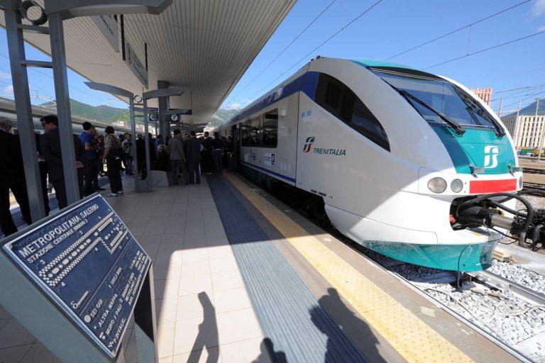 Metropolitana di Salerno a rischio stop. Appello Idv: Caldoro intervenga