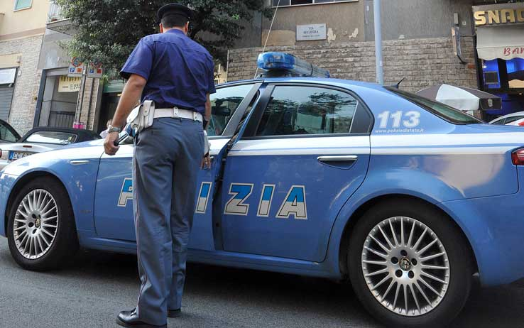 polizia nola
