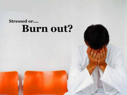sindrome burn-out