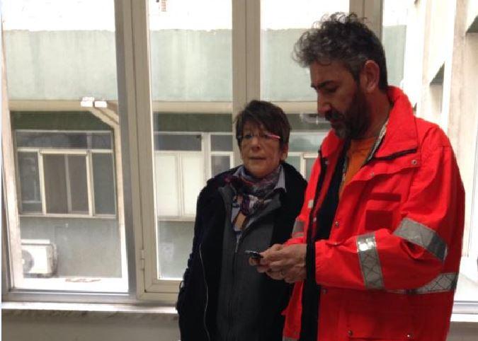 Nola. Maria Franca Tripaldi in visita all'ospedale incontra sindacati, personale e degenti