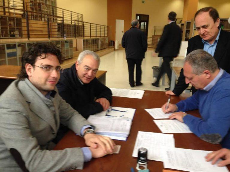 Elezioni europee, Idv presenta la lista nella circoscrizione sud