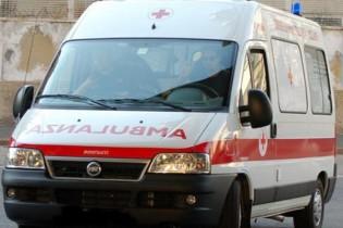 Tir ribaltato a Somma, ferito l'autista
