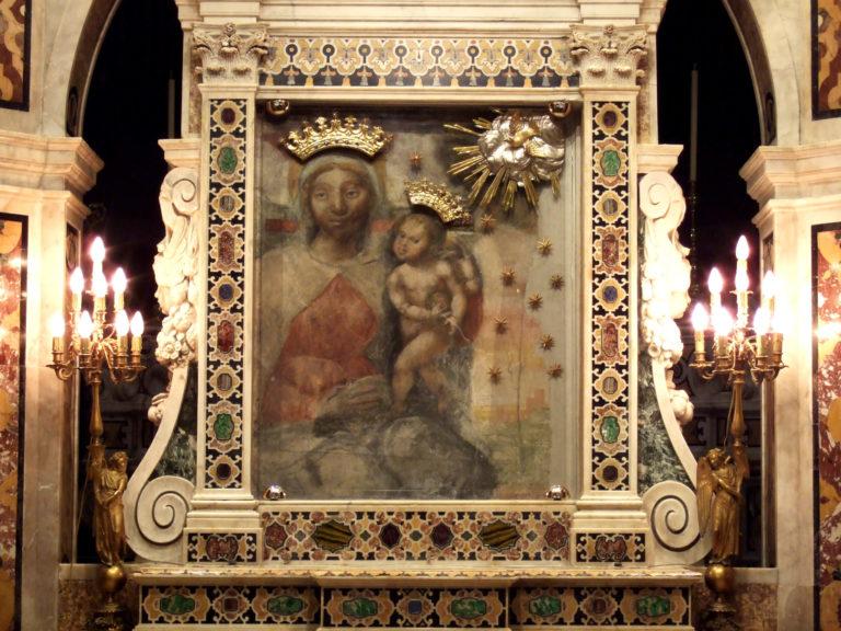 Celebrazioni pasquali al Santuario della Madonna dell'Arco