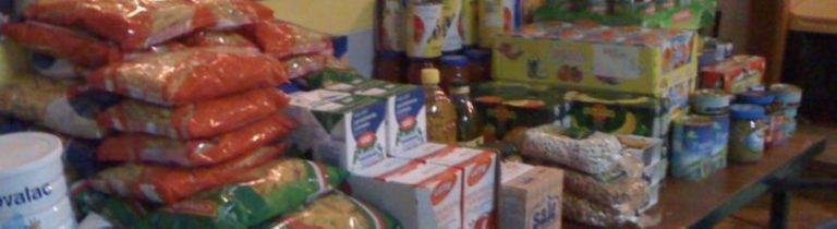 S.Gennaro Vesuviano. Domani la distribuzione di 200 pacchi alimentari