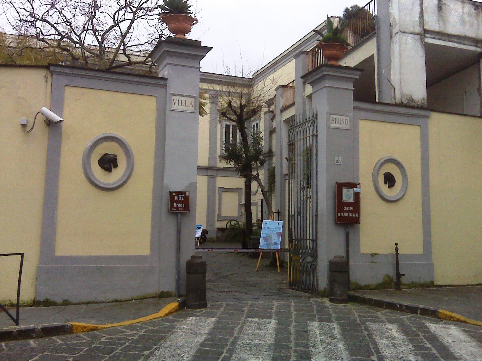 san giorgio villa bruno