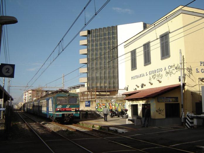 stazione Pietrarsa