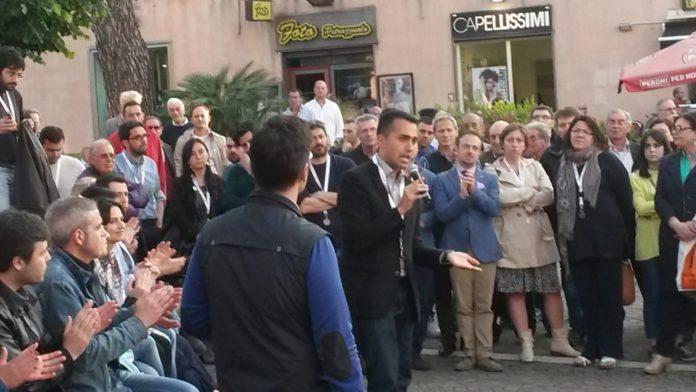 M5S Luigi Di Maio