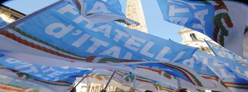 bandiera fratelli d'italia
