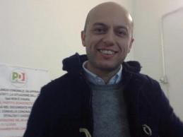 Raffaele Coccia presenta la sua candidatura all'assemblea nazionale del Partito Democratico