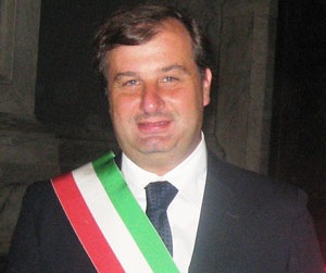 il sindaco di Nola, avv. Geremia Biancardi