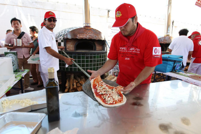 Napoli, pizzafestival