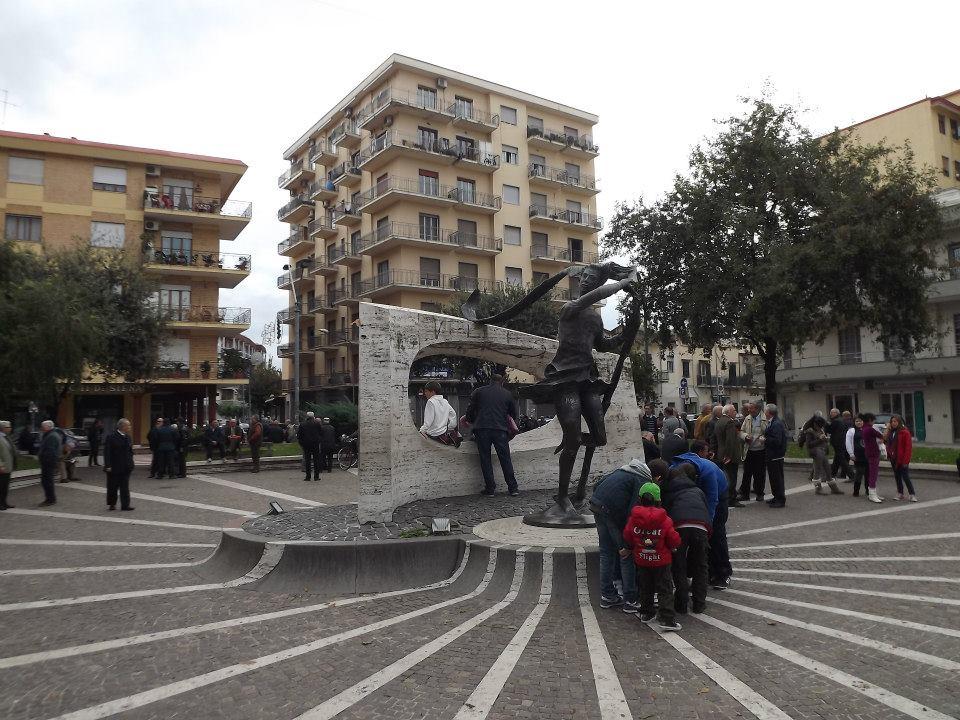piazza Giovanni Leone-Pomigliano d'Arco