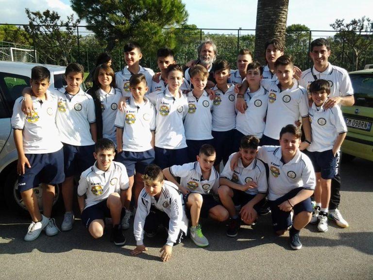 Scuola calcio Marigliano, soddisfazione dagli esordienti 2001