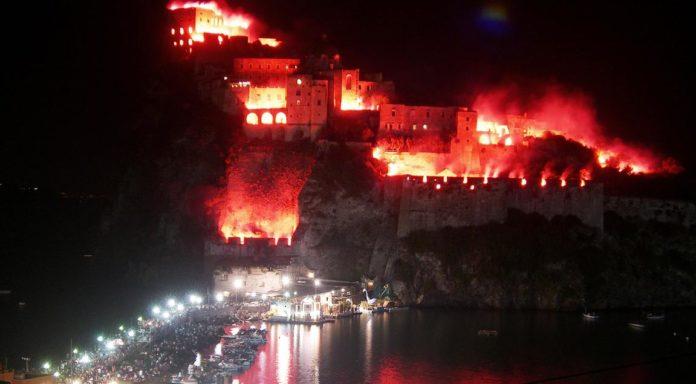 ischia festa sant'anna