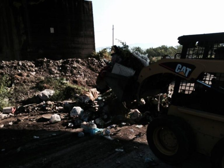 """Assessore Saviano al lavoro: """"Al via la raccolta straordinaria dei rifiuti"""""""