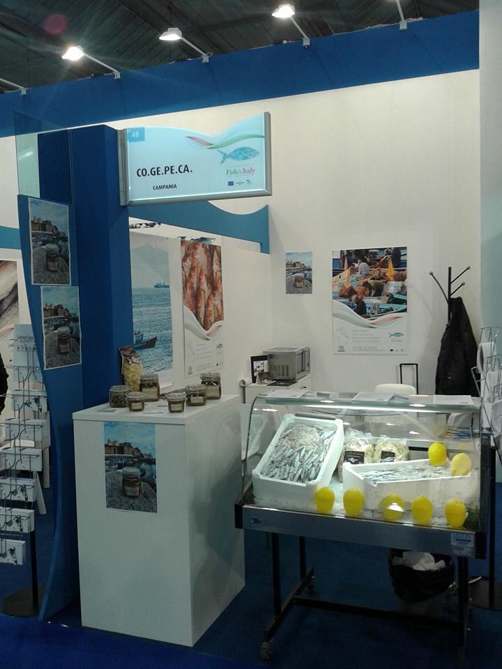 Consorzio Pescato Campano, nuovi canali per l'export