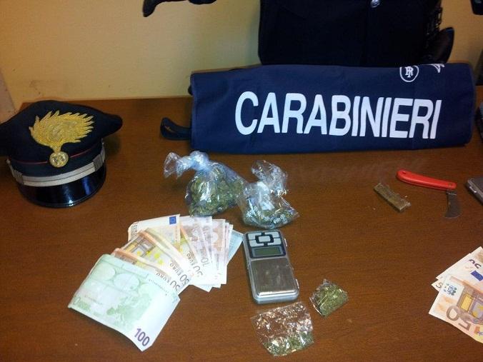 Arrestato pusher di San Giuseppe, in casa chili di droga e 72mila euro