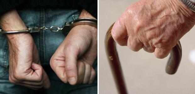 rapina anziano