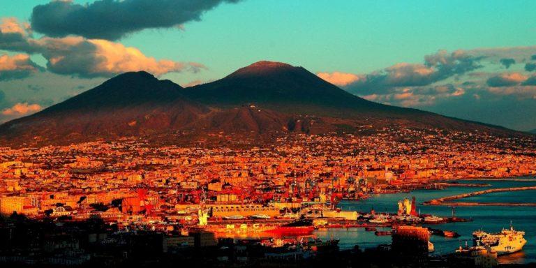 Piano Protezione civile e rischio Vesuvio, conferenza stampa