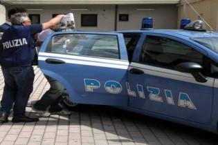 Borsone pieno di armi, polizia arresta 25enne a Ponticelli