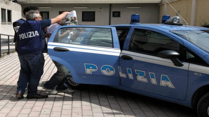 arresto polizia nola droga