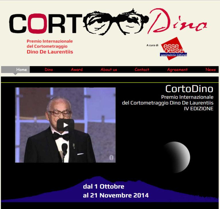 Premio internazionale del cortometraggio dedicato a Dino De Laurentiis