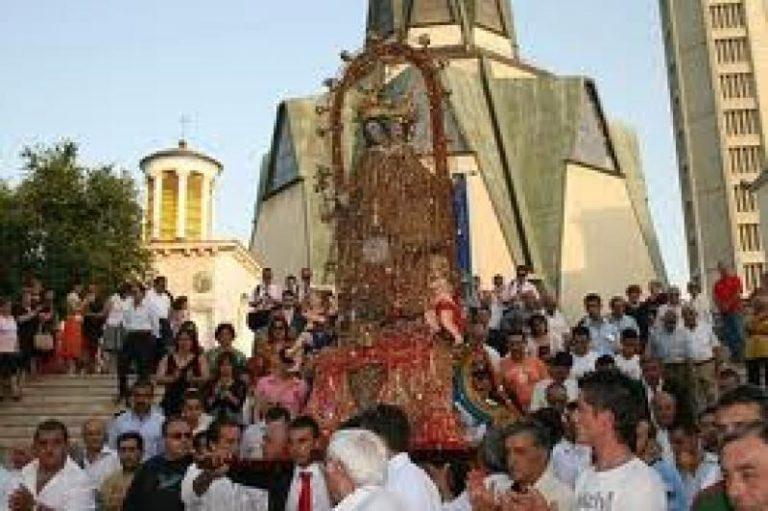 Celebrazione della beatificazione di Padre Arturo D'Onofrio