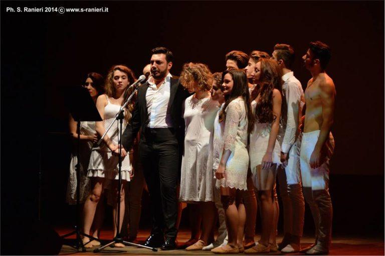 Emozioni nel galà lirico del tenore Costanzo FOTOGALLERY