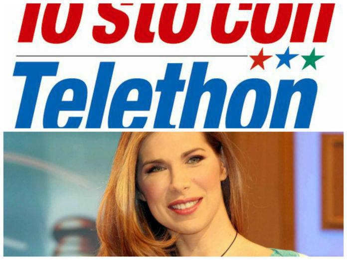 maratona telethon veronica maya