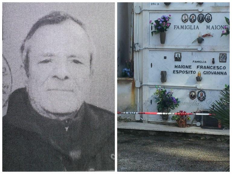 Uccise il vicino al cimitero, arrestato