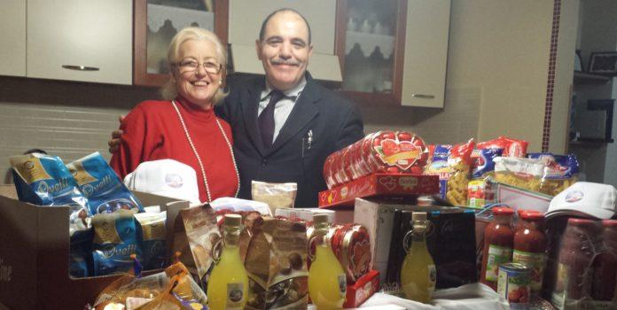 Sofia Bianco e Pasquale Raimo -ass Sofia Onlus