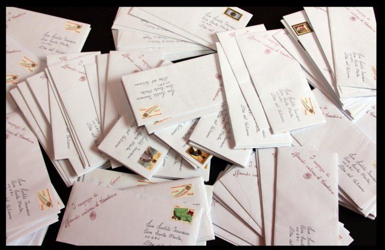 Sant'Anastasia, Papa Francesco risponde alle lettere inviate dai ragazzi del cineforum «Girando Intorno al Vesuvio»