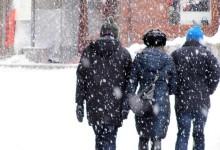 Allerta meteo. Ondata di gelo, domani scuole chiuse a San Giuseppe