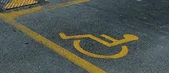 posto auto disabile