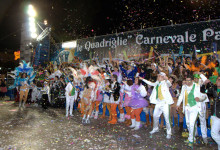 Carnevale palmese 2017, Maurizio Casagrande super ospite della kermesse