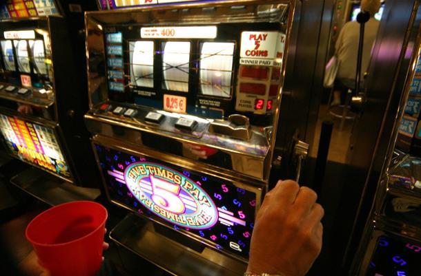 89 miliardi condonati alle slot machine
