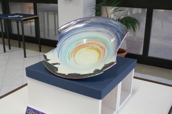 """""""Oltre l'Arcobaleno"""", domenica cerimonia di chiusura del concorso di ceramica"""