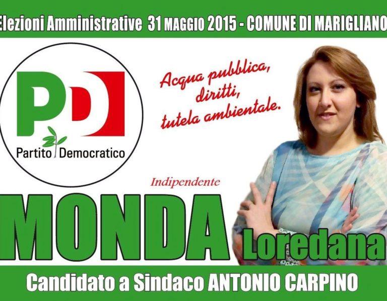 """Amministrative, Loredana Monda: """"No"""" al voto di scambio"""