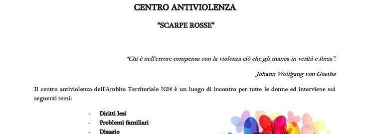 """""""Scarpe Rosse"""", apre il Centro Antiviolenza a Pollena Trocchia"""