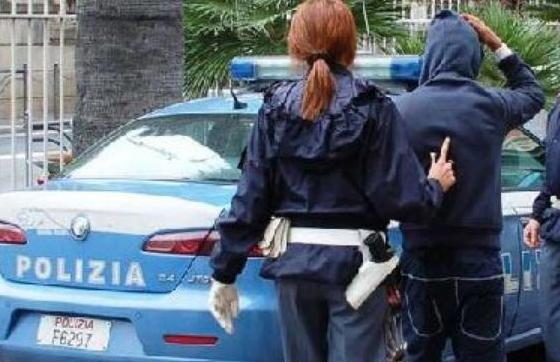 rapina polizia