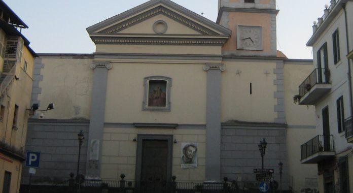 S.Anastasia chiesa S.Maria la Nova